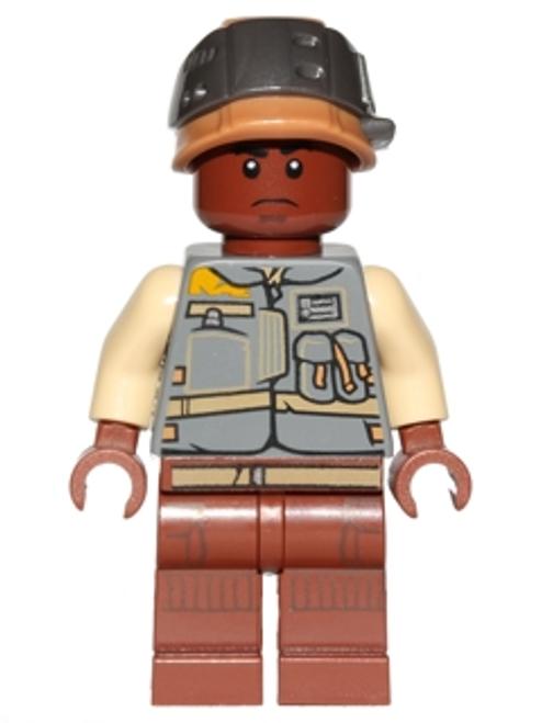 Rebel Trooper (Lieutenant Sefla) (sw0784)