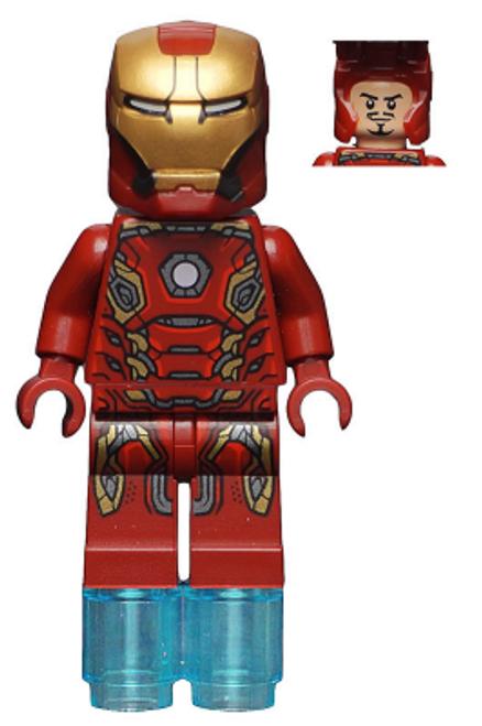 Iron Man Mark 45 Armor (sh164)