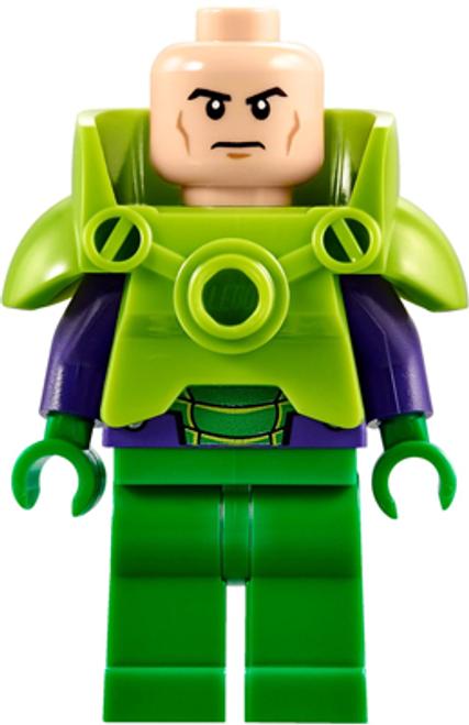 Lex Luthor - Battle Armour, Green Legs (sh292)
