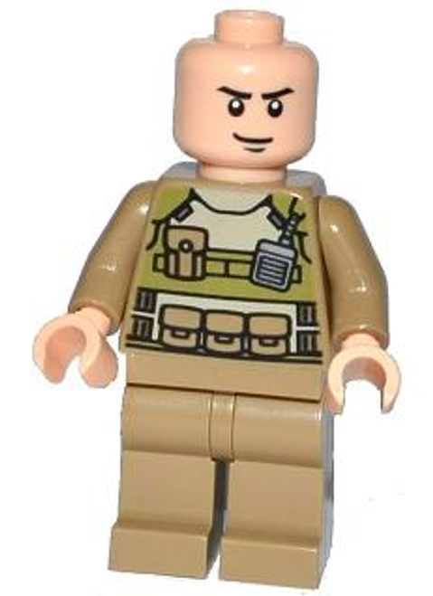 Colonel Hardy (sh079)