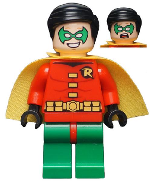 Robin - Very Short Cape (sh112)