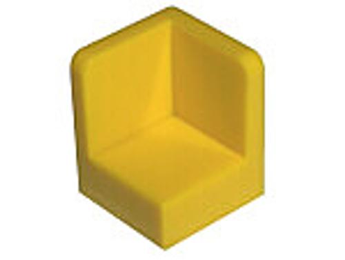 Panel 1x1x1 Corner (Yellow)