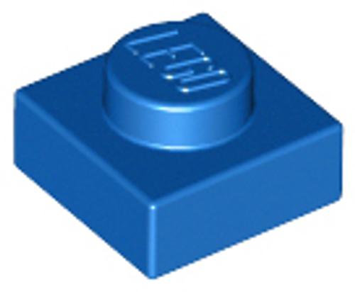 Plate 1x1 (Blue)