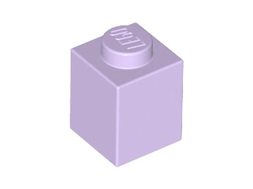 Brick 1x1 (Lavender)