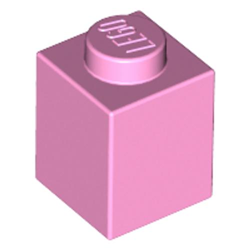 Brick 1x1 (Bright Pink)