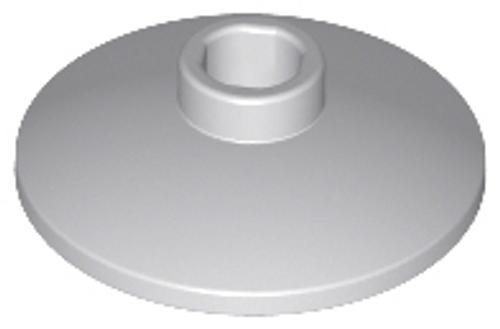 Dish 2x2 Inverted (Radar) (Light Bluish Gray)
