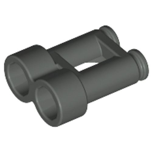 Minifigure, Utensil Binoculars Town (Dark Bluish Gray)