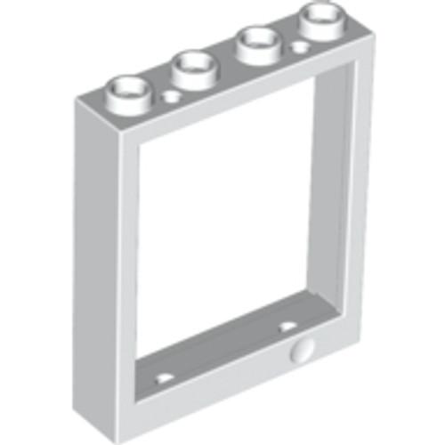 Door Frame 1x4x4 Lift (White)