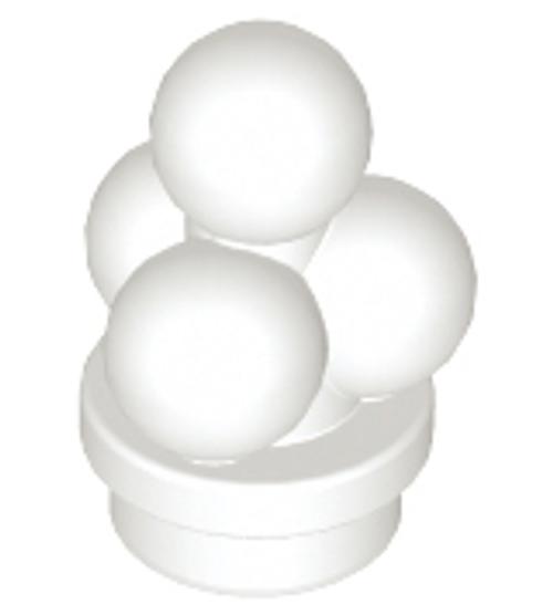 Ice Cream Scoops (Sundae) (White)