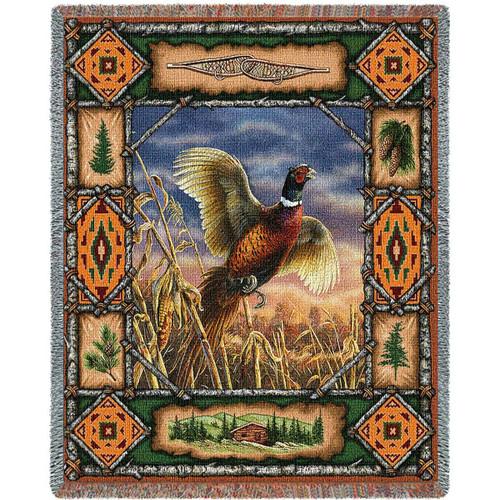 Pheasant Lodge Blanket