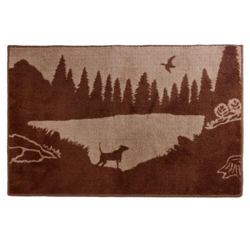 Pointer Lake Accent Rug