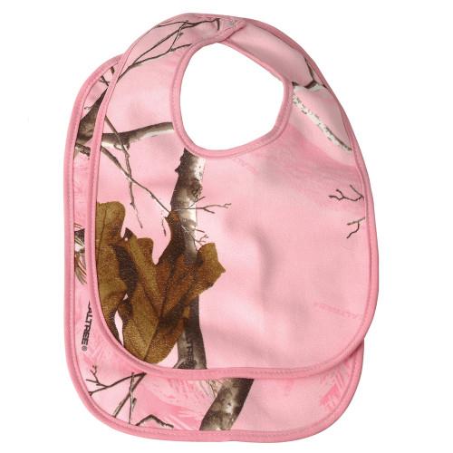 Realtree AP Pink Bib - 2 Pack