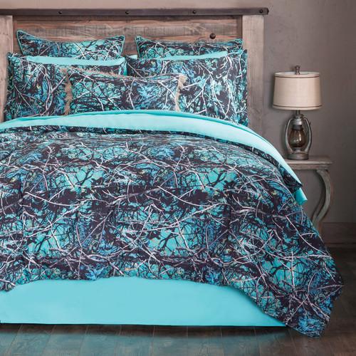 Calming Camo Bedding Collection