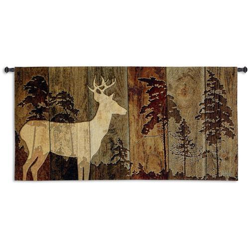 Woodburn Lodge Wall Tapestry