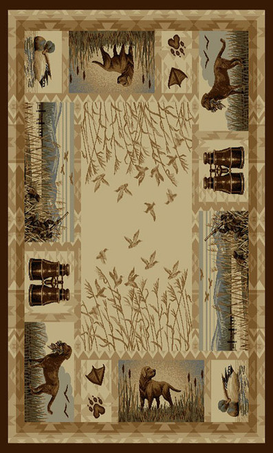 Duck Hunt Rug Collection