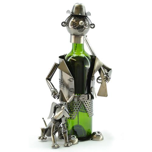 Huntsman Wine Bottle Holder