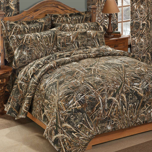 Max 5 Realtree Bedding Collection