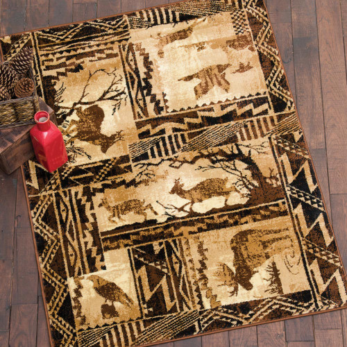 Morning Wildlife Rug Collection
