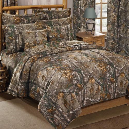Xtra Realtree Camo Bedding Collection
