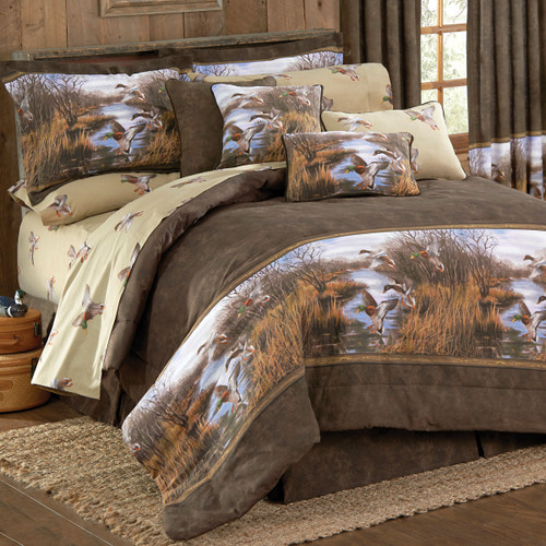 Duck Approach Bedding Collection