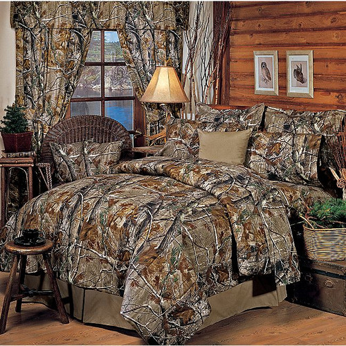 Realtree All Purpose Camo Bedding Collection