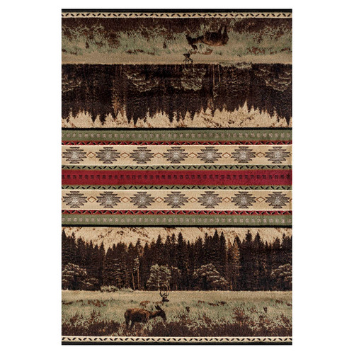 Southwest Foothills Rug Collection