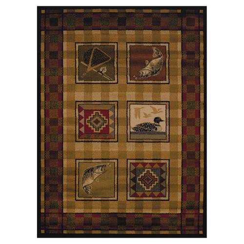 Tribal Huntsman Rug Collection