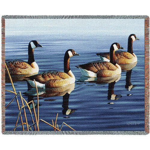 Afternoon Procession Blanket