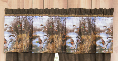 Duck Approach Valance  - OUT OF STOCK