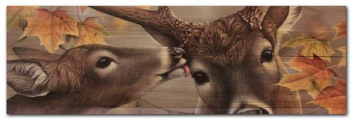 First Kiss Wall Art