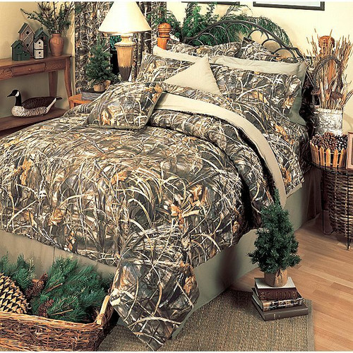 Realtree Max-4 Camo Square Accent Pillow  - OUT OF STOCK