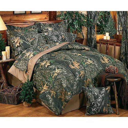 Mossy Oak New Break-Up Camo Square Accent Pillow - OUT OF STOCK