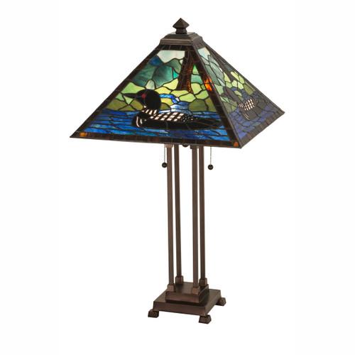 Loon Table Lamp