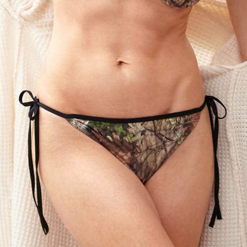 Mossy Oak Break-Up Country String Bikini Bottom