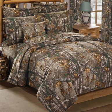 Xtra Realtree Camo Comforter Sets