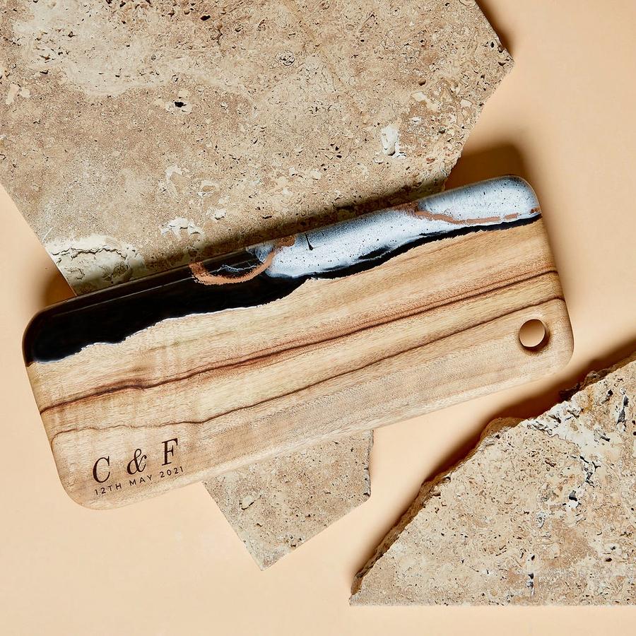 Resin Chopping Boards