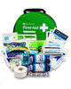 Standard Sports First Aid Kit | Green Bag and Contents | Physical Sports First Aid
