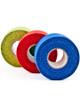 Physical Sports Tape | Zinc Oxide Tape in Red, Green and Blue | Physical Sports First Aid