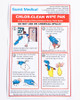 Blood Spill Wipe-Up | Instructions | Physical Sports First Aid