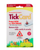 Tick Card | Pack Shot, Front | Physical Sports First Aid