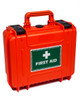 Protected First Aid Kit | Showing Closed Box | Physical Sports First Aid
