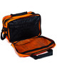 First Aid Holdall Bag | Orange, View of Rear Accessory Pockets | Physical Sports First Aid