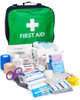 Gym First Aid Kit | Contents with Green Incident Bag | Physical Sports First Aid