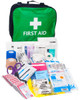 Astroturf First Aid Kit | Contents with Green Incident Bag | Physical Sports First Aid