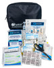 Workshop First Aid Kit | Showing Bag and Contents | Physical Sports First Aid