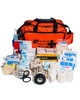 Ultimate Rugby First Aid Kit | Full Contents With Orange Holdall | Physical Sports First Aid