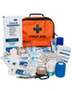 Advanced Football First Aid Kit | Orange Incident Bag with Contents | Physical Sports First Aid
