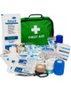 Advanced Football First Aid Kit | Green Incident Bag with Contents | Physical Sports First Aid