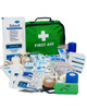 Advanced Netball First Aid Kit | Green Incident Bag with Contents | Physical Sports First Aid