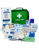 Advanced Hockey First Aid Kit | Green Incident Bag with Contents | Physical Sports First Aid